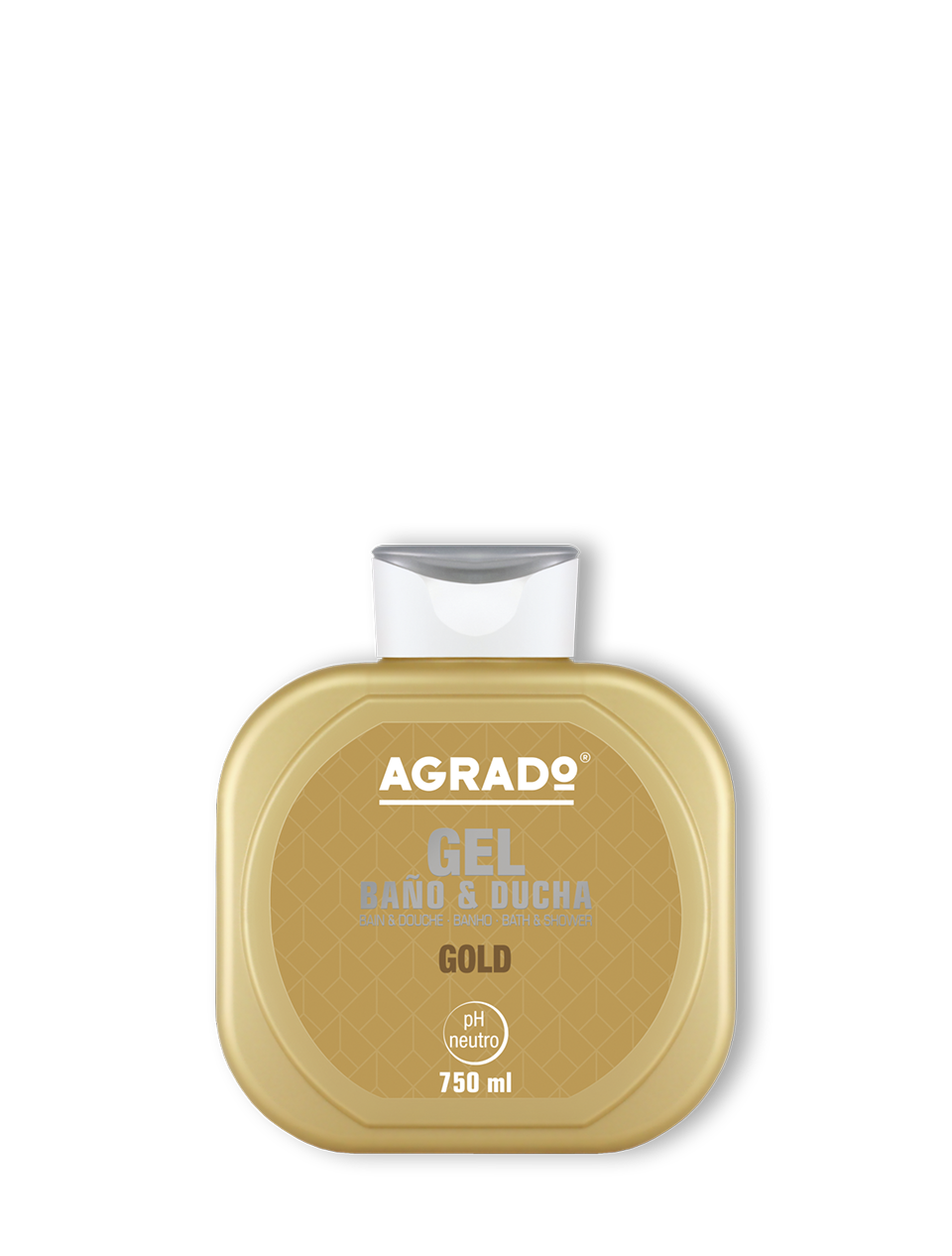 Gel de ba o y ducha gold agrado cosmetic - Mejor gel de bano ...