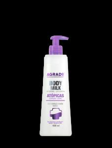 Body milk pieles atópicas